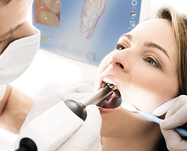 Dentist Checking Patient
