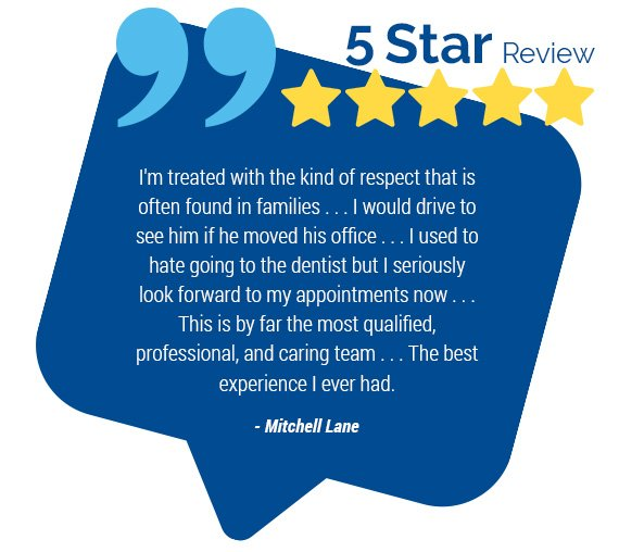 Dr. Carlos Garcia, Bright Smiles Dental Studio Image Of  5 Star Banner 1