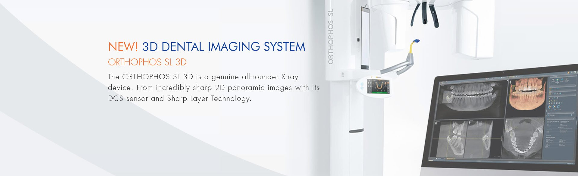 Dr. Carlos Garcia near Glendale CA, Image Of 3D Dental Imaging System