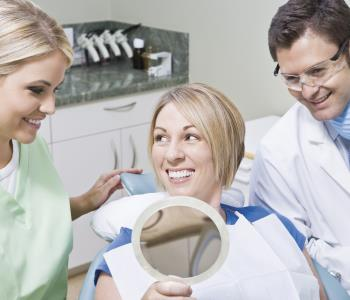 "Smiles in CA ""pop"" with two popular cosmetic dental treatments"